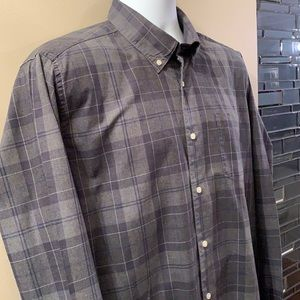 BARBOUR Button Down Shirt. Size Small